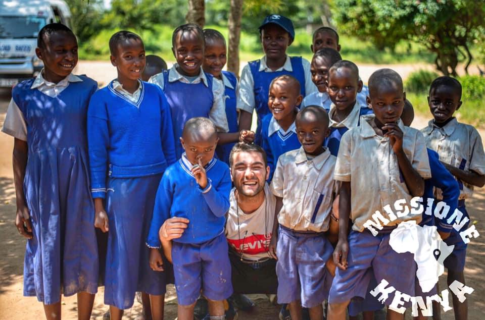 Missione Kenya_bambini